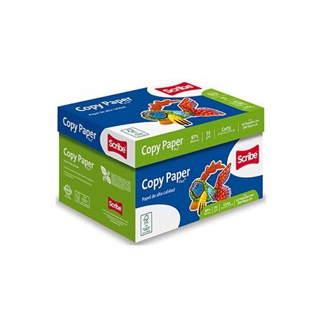 PAPEL COPY PAPER CARTA 5000H - Envío Gratuito