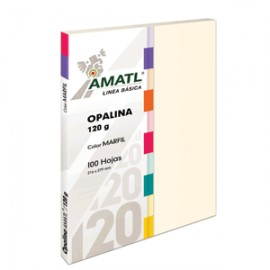 OPALINA AMATL MARFIL 120 GR CON 100
