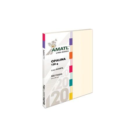 OPALINA AMATL MARFIL 120 GR CON 100 - Envío Gratuito