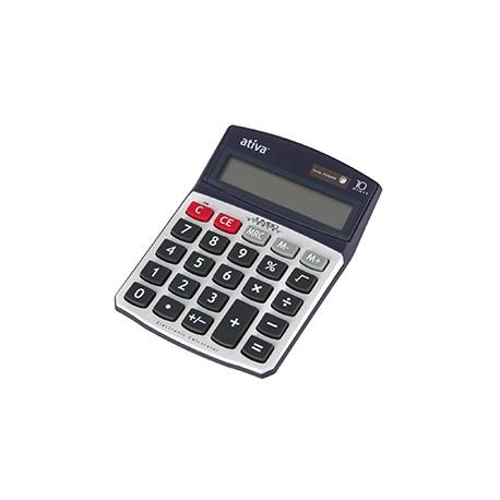 CALCULADORA BASICA SPECTRA WCT0115B 10 DIGITOS - Envío Gratuito