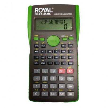 CALCULADORA CIENTIFICA ROYAL 52102L-M - Envío Gratuito
