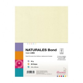 BOND NATURAL LIMA 90G CTA 80H