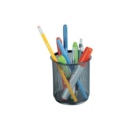 PORTALAPICES MESH COLOR NEGRO OFFICE DEPOT - Envío Gratuito