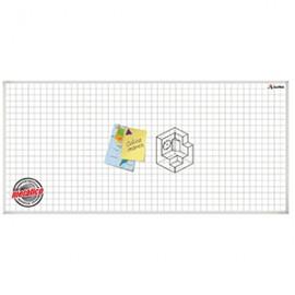 PIZARRON PHANTOM LINE 90X180 - Envío Gratuito