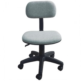 Sillas Para Oficina Office Depot.Silla De Trabajo Office Depot Carolina Gris