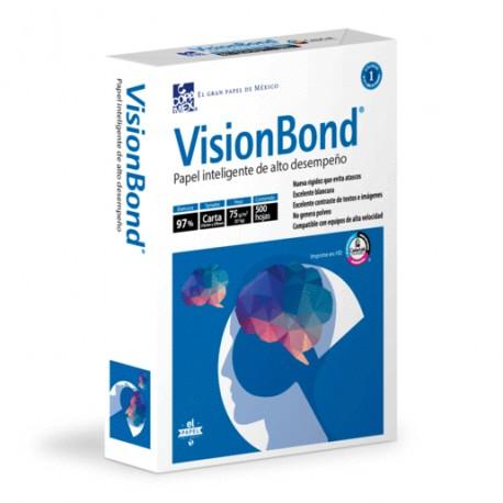 RESMA VISION BOND CARTA CON 500 HOJAS COPAMEX - Envío Gratuito