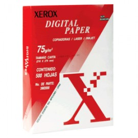 PAPEL DIGITAL DOBLE CARTA RESMA 500 HOJAS XEROX