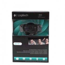 CAMARA WEB LOGITECH HD C920 - Envío Gratuito