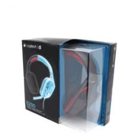 DIADEMA PC GAMING LOGITECH G230 - Envío Gratuito