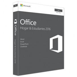 OFFICE 2016 MICROSOFT NUEVO EMPAQUE - Envío Gratuito