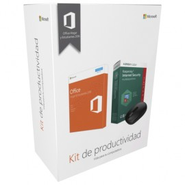 BUNDLE OFFICE H&S MAS MOUSE MAS ANTIVIRUS - Envío Gratuito