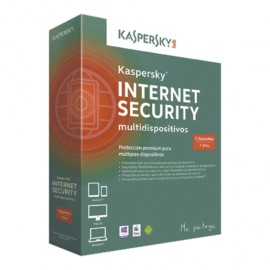 KASPERSKY INTERNET SEC NO VENT - Envío Gratuito