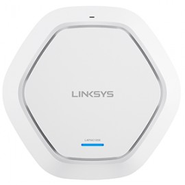 ACCESS POINT DUAL LINKSYS BAND AC1200 2X2 CON POE - Envío Gratuito