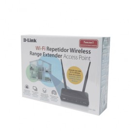 REPETIDOR Y ACCESS POINT N DLINK - Envío Gratuito