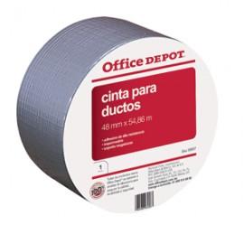 CINTA PARA DUCTOS OFFICE DEPOT 48MM X 54.86M
