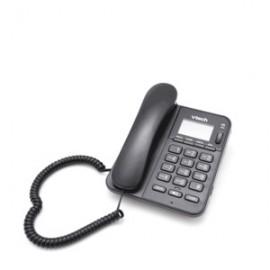 TELEFONO ALAMBRICO VTECH FENIX500 NEGRO/BLANCO - Envío Gratuito