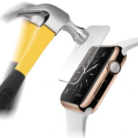 MICA PROTECTORA ANTISHOCK PARA APPLE WATCH (42MM) - Envío Gratuito
