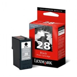 CARTUCHO LEXMARK18C1428 NEGRO (28) - Envío Gratuito
