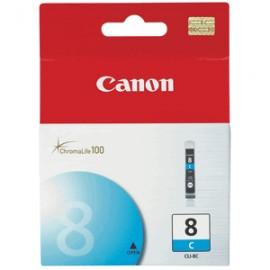 CARTUCHO CANON CLI-8C CYAN - Envío Gratuito