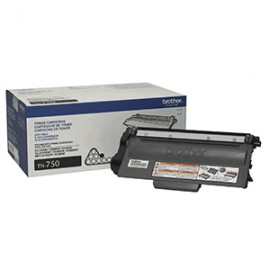 TONER BROTHER TN-750 NEGRO - Envío Gratuito