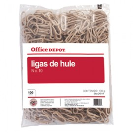LIGA No10 OFFICE DEPOT BOLSA DE 100 GRAMOS