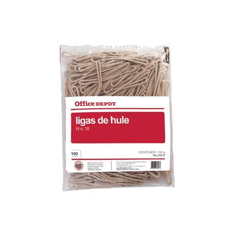 LIGA No18 OFFICE DEPOT BOLSA DE 100 GRAMOS - Envío Gratuito