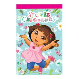 BLOCKS STICKER GRANDE DORA - Envío Gratuito