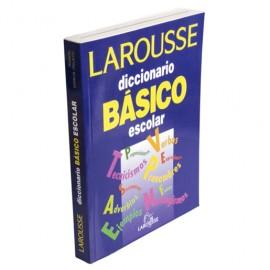 DICCIONARIO BASICO LAROUSSE - Envío Gratuito
