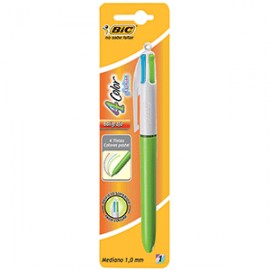 PLUMA BIC MULTIFUNCION 4 EN 1 COLORES FASHION